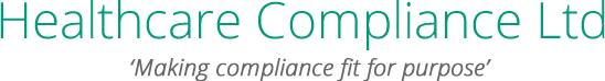 Healthcare Compliance Logo